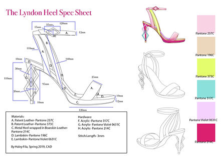 Up to the Highest Height Spec Sheet
