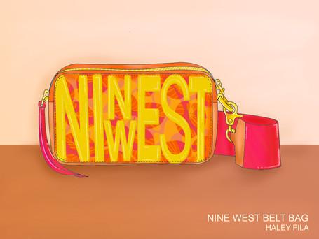 Nine West Belt Bag
