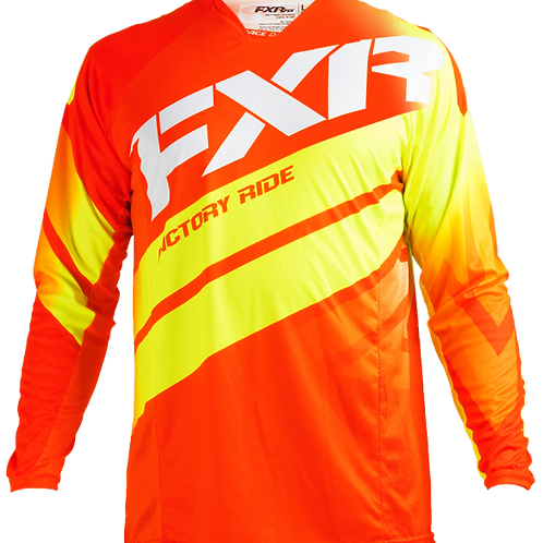 MAILLOT MISSION MX 18
