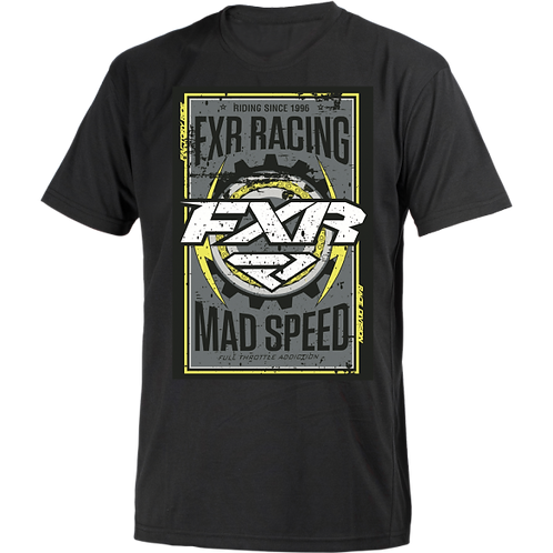 T-SHIRT MAD SPEED 18S