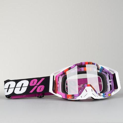 LUNETTE MX 100% THE RACECRAFT