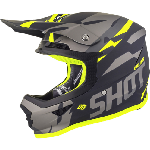 CASQUE MX SHOT RACEGEAR