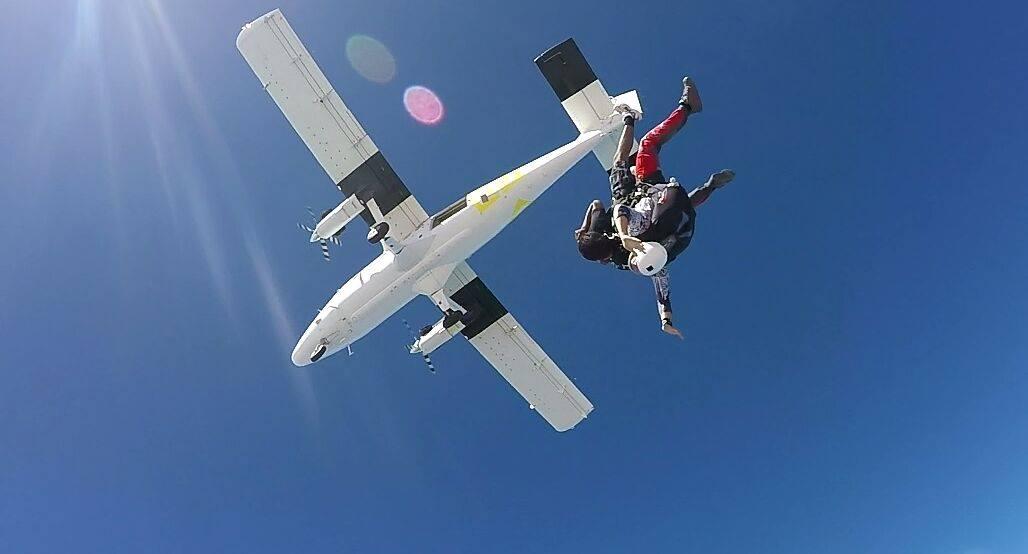 Skydive Dubai...!!!