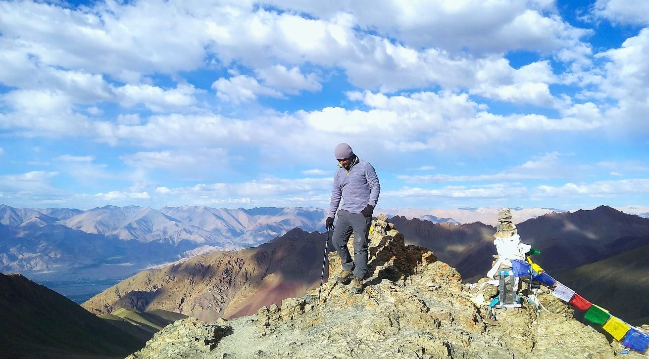 The land of high passes-Ladakh...!!!