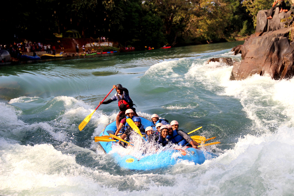 River Rafting - Dandeli