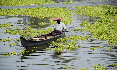 Alleppey - The 'Venice of the East'