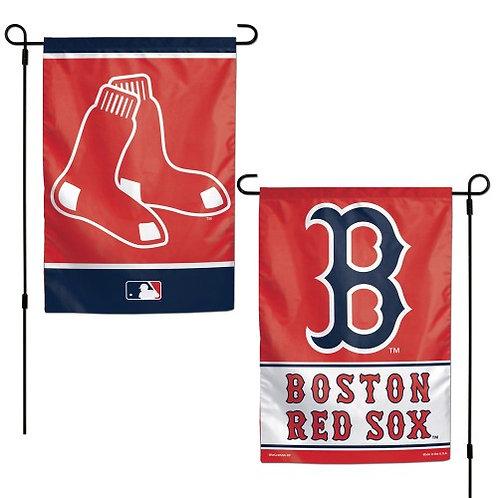 BOSTON RED SOX GARDEN FLAG (2 SIDED)