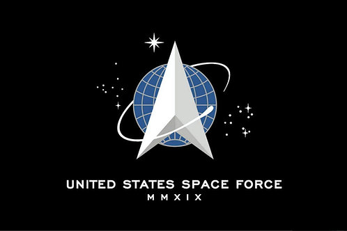 US Space Force Flag