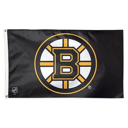 BOSTON BRUINS 3X5 Flag (Deluxe)