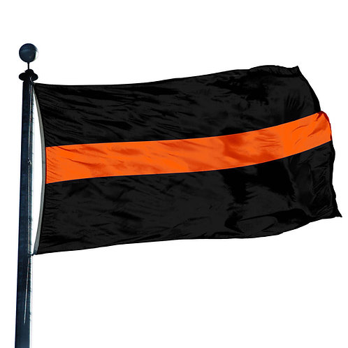 Thin Orange Line