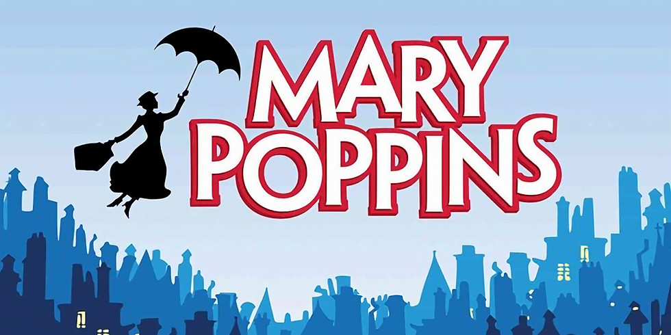 Mary Poppins Jr. Musical Theater Show