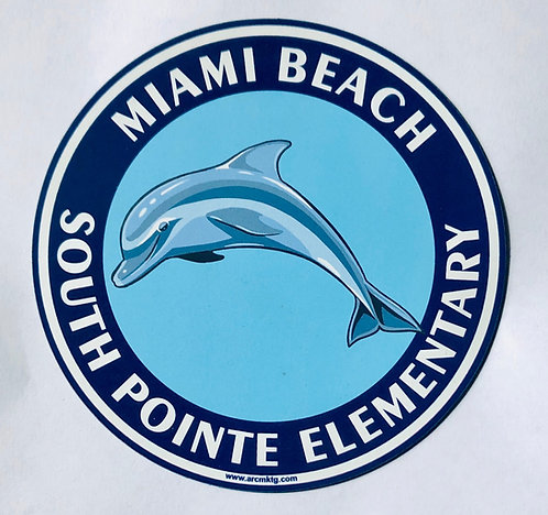 Car Magnet - Proud to be a Dolphin!