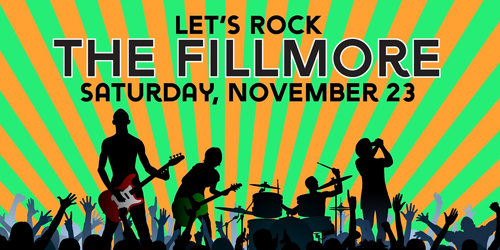 Let's Rock the Fillmore