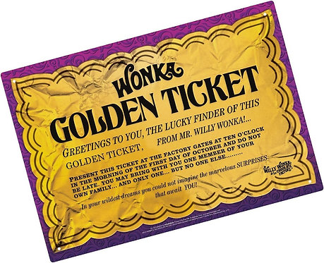 Golden Ticket Sponsor