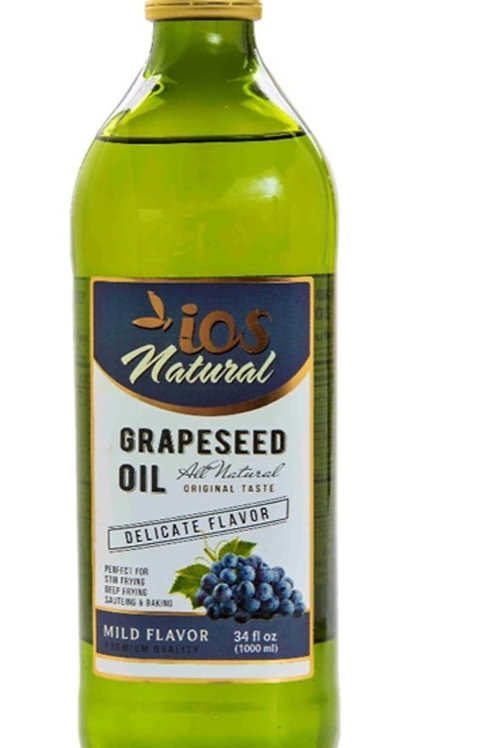 Grape Seed Oil -iOS Natural
