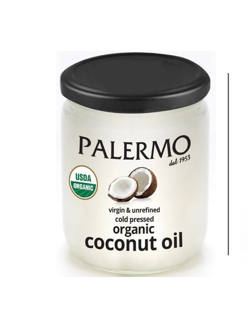 Organic Unrefined Virgin Coconut Oil