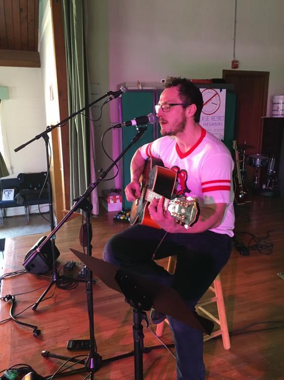 Matt Crossett at SPACE for Music