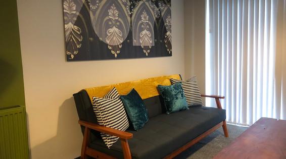 Westcliffe artwork living room.JPG