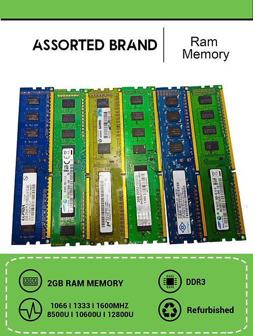 REFURBISHED 2GB DDR3 RAM