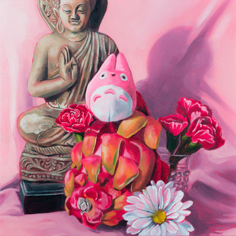 Broken Buddha (All My Gods are Imperfect)