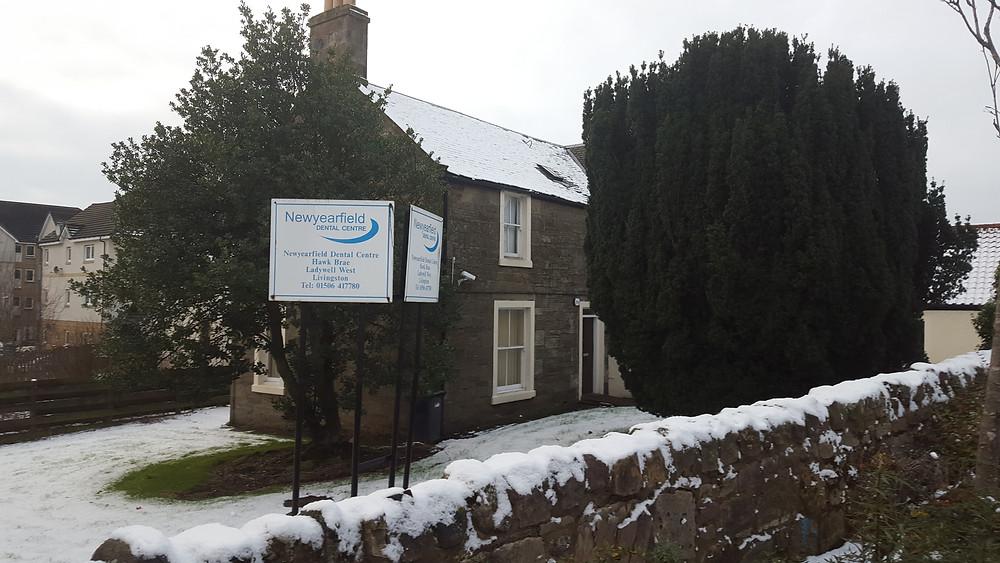 Newyearfield Farmhouse today