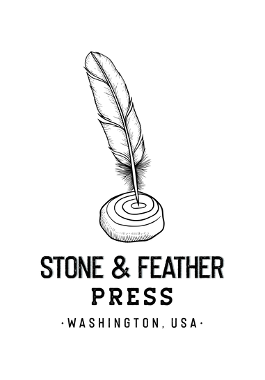 Stone & Feather B:W.png