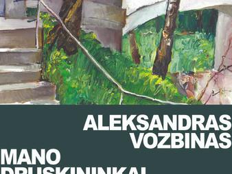 Druskininkai in Aleksandras Vozbinas landscapes