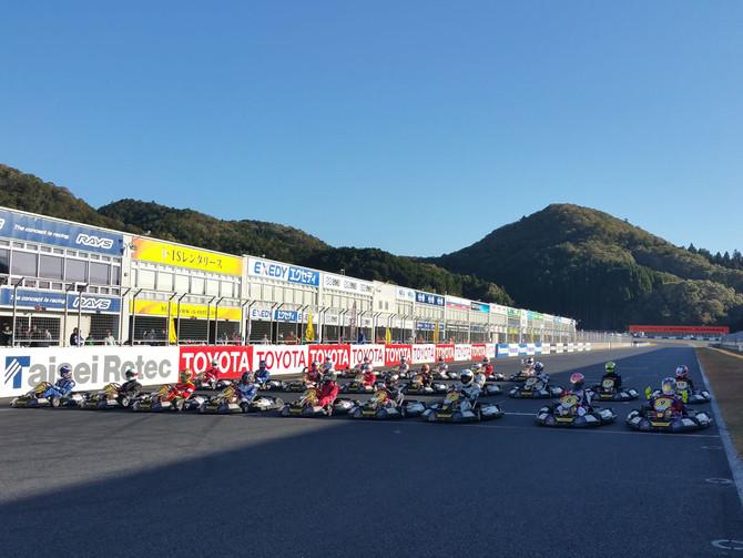 岡山国際サーキット大会、無事終了いたしました!