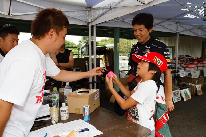 【東】 9/17 APG大会、タイムスケジュール発表&前日練習走行会開催のお知らせ