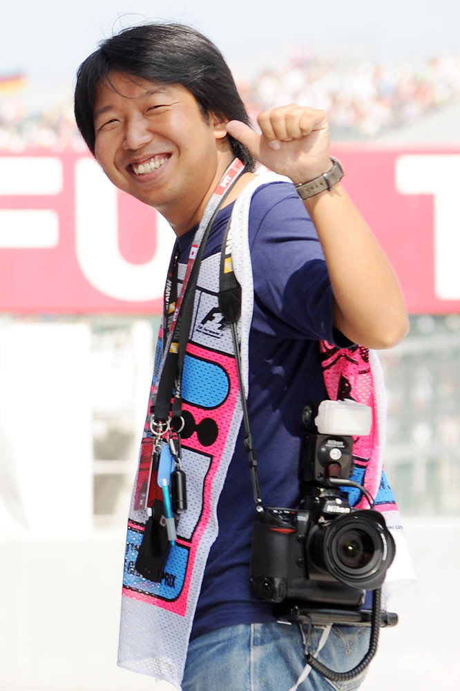 第5戦のカメラマンは秋山昌輝さんに担当していただきます!