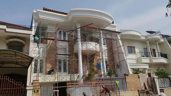 Meningkatkan lantai rumah