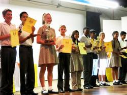 2017 Grade 7 Valedictory