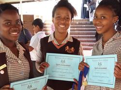 LRS Award Winners