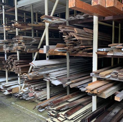 Range of Timber