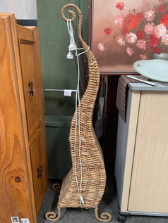 Funky Tall Lamp