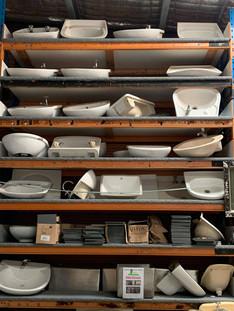 Various Basins Available