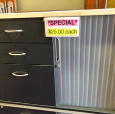 Tambo Cabinets $25