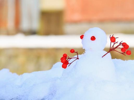 北海道旭川市などで、平年より22日遅れでの初雪を観測