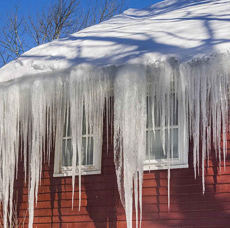 Are Icicles Bad for Gutters?