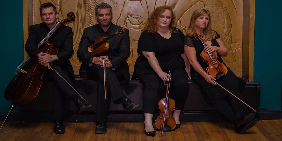 Liverpool String Quartet: Vivaldi's Four Seasons