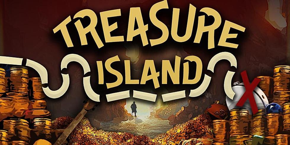 Treasure Island The Panto