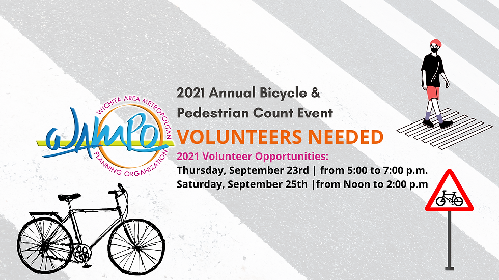 2021 Annual Bicycle & Pedestrian Count E