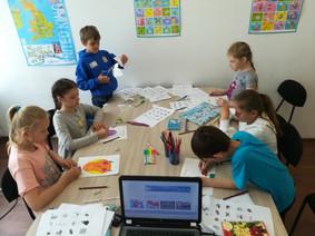 Языковой лагерь Языковая школа Hello Английский язык