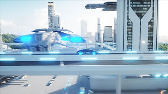 Futuristic World