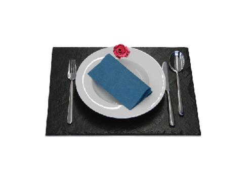 Schiefertischplatte deko, Schieferplatten