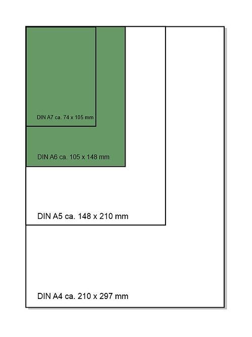 Stempelplatte A6