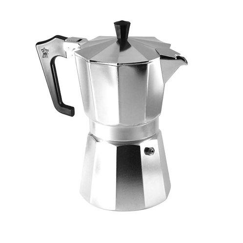 Espressokocher mit Gravur