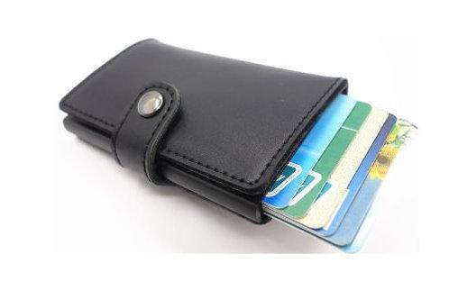 Miniwallet RFID schwarz
