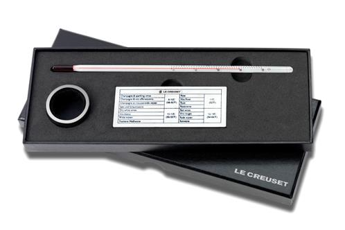 Screwpull Weinthermometer Set