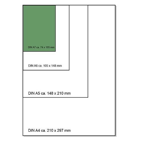 Stempelplatte A7